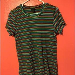 pride shirt/rainbow